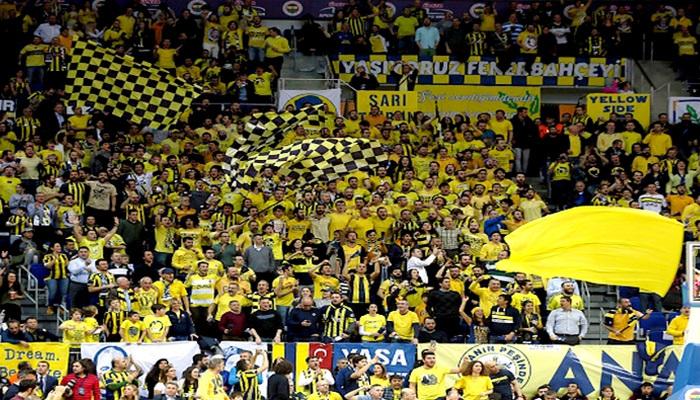 Fenerbahçe Beko'ya şok ceza