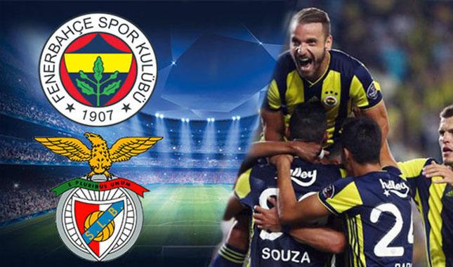 Fenerbahçe Benfica maç özeti | Maçın Golleri İzle
