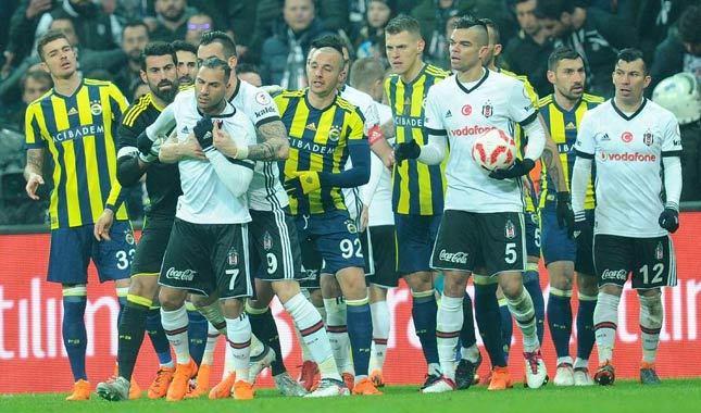 Fenerbahçe-Beşiktaş derbisinin hakemi açıklandı