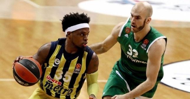 Fenerbahçe Euroleague'de Final Four'a kaldı