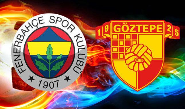 Fenerbahçe Göztepe maçı ne zaman saat kaçta hangi kanalda?