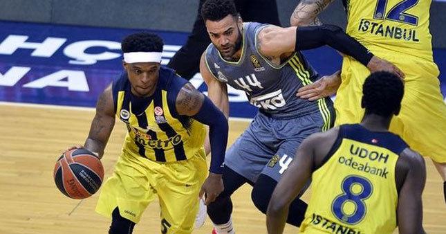 Fenerbahçe Real Madrid'i fena dağıttı