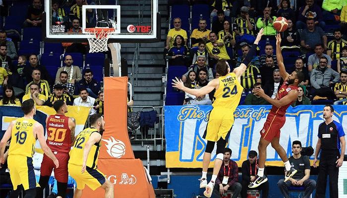 Fenerbahçe basketbolda da Cimbom'a boyun eğdi
