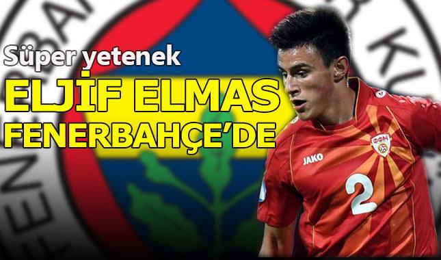 Fenerbahçe, genç yetenek Eljif Elmas'la anlaştı, Eljif Elmas kimdir?