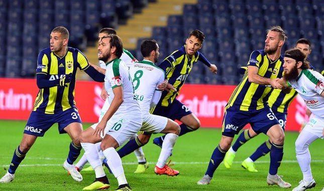 Fenerbahçe kupada Slimani ile güldü