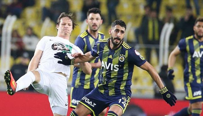 Fenerbahçe kupada yarı finale yükseldi