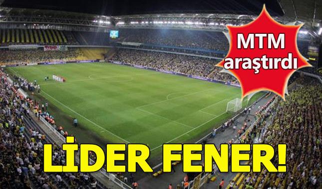 Fenerbahçe zirvedeki koltuğa kuruldu
