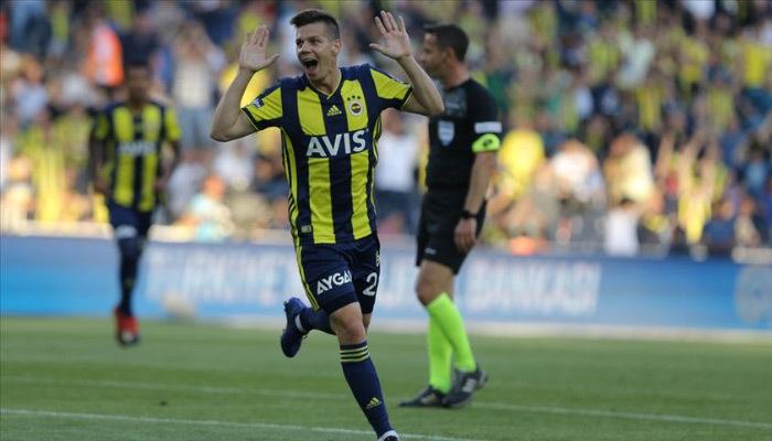 Fenerbahçe'de Zajc korkusu! 6-8 hafta yok
