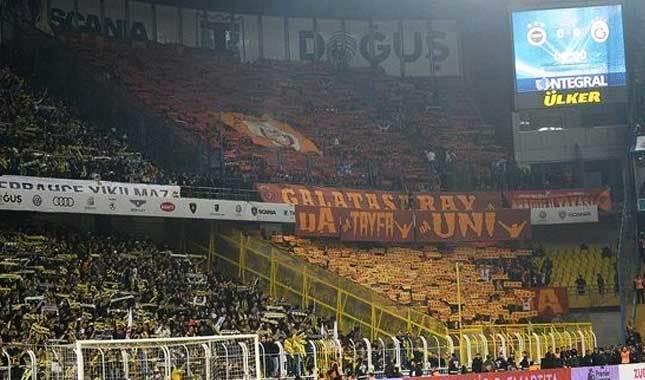 Fenerbahçe'den Galatasaray taraftarına sürpriz