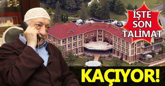 Fethullah Gülen ABD'den kaçmaya hazırlanıyor