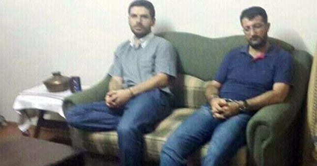 Firar eden 2 darbeci asker yakalandı
