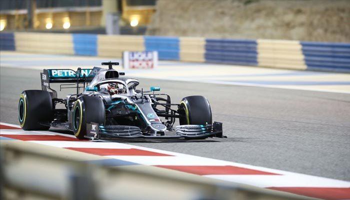 Formula 1'de Hamilton fırtınası