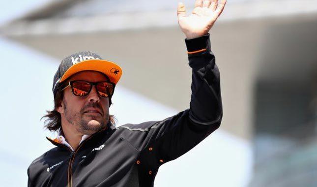 Formula 1'e veda ediyor