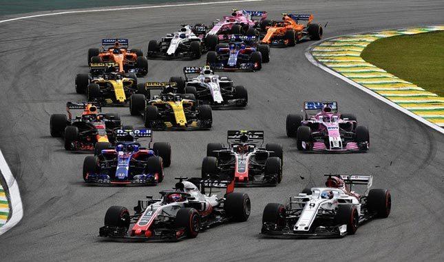 Formula 1'in 2019 yarış takvimi onaylandı