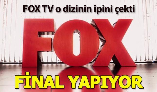 Fox TV ipi çekti! Sevilen dizi final yapıyor
