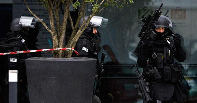 Fransa'da bomba alarmı verildi