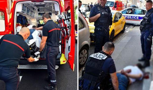 Fransa'da silahlı saldırı: 7 yaralı