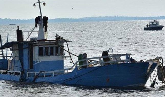 Futbolcuları taşıyan tekne battı: 30 ölü