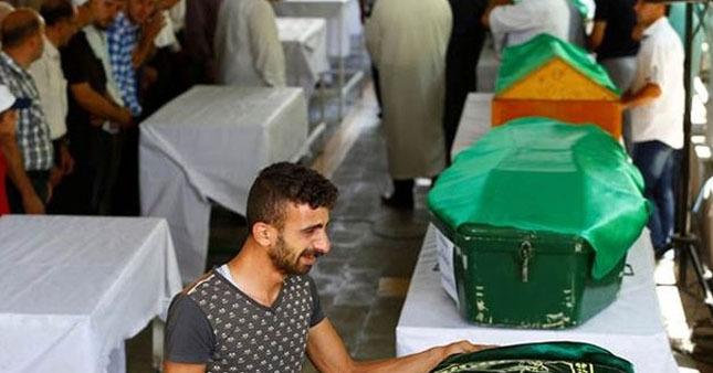 Gaziantep'te ölü sayısı 57'ye çıktı