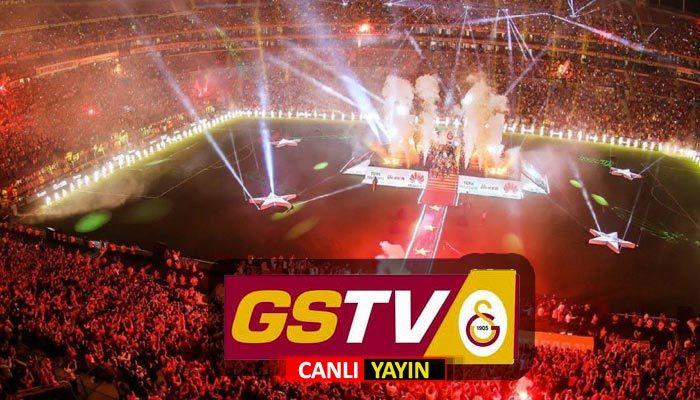 GS TV canlı yayın izle | Galatasaray şampiyonluk kutlaması hangi kanalda | Galatasaray kutlama programı 25 Mayıs 2019