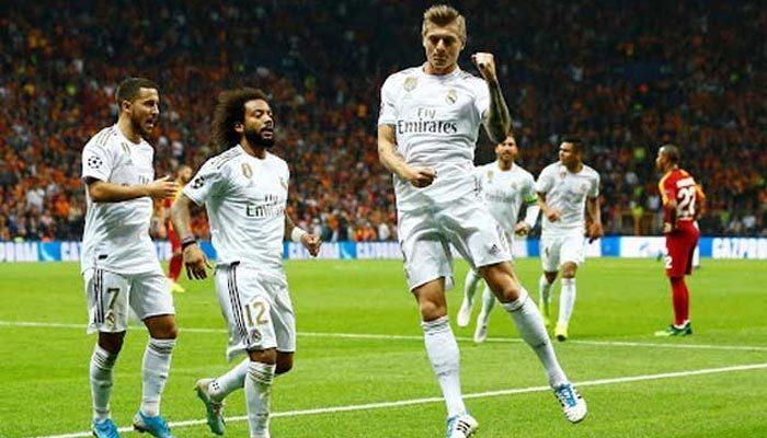 Galatasaray 0-1 Real Madrid Maç Özeti