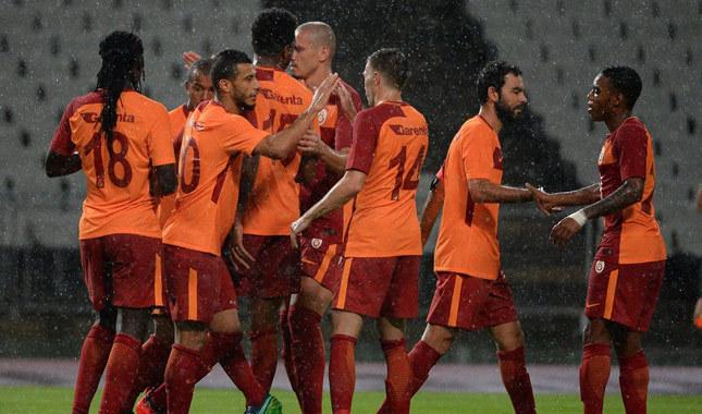 Galatasaray 2-1 Eskişehirspor (Maç Özeti)