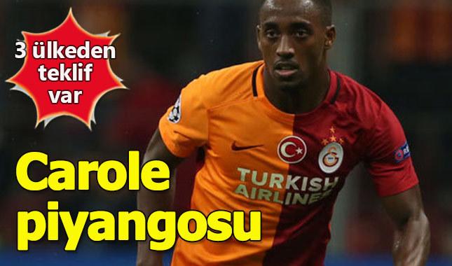Galatasaray Carole'ü gönderiyor
