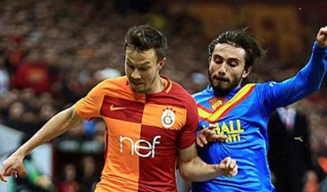 Galatasaray-Göztepe maçının hakemi belli oldu