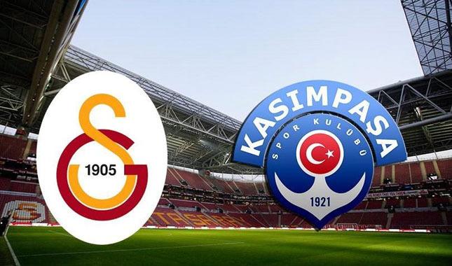 Galatasaray Kasımpaşa maçı ne zaman saat kaçta hangi kanalda?