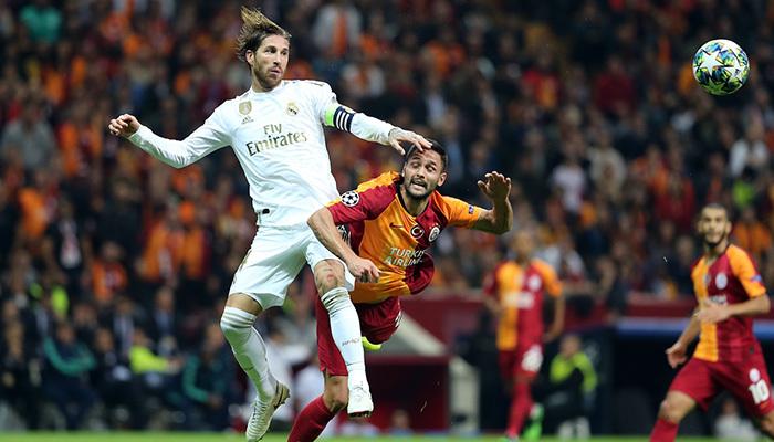 Aslan Real Madrid'e tek farklı mağlup