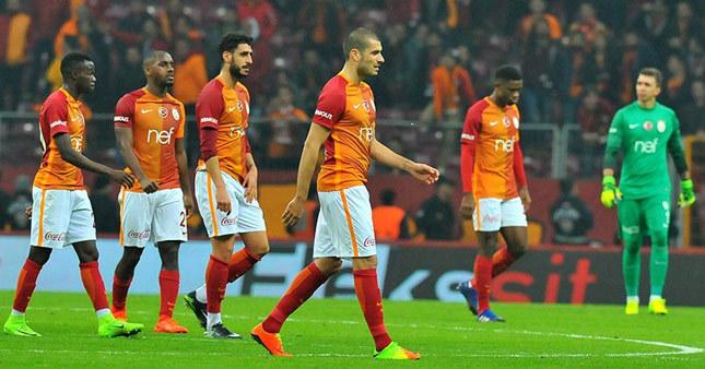 Galatasaray'da gidişat kötü!
