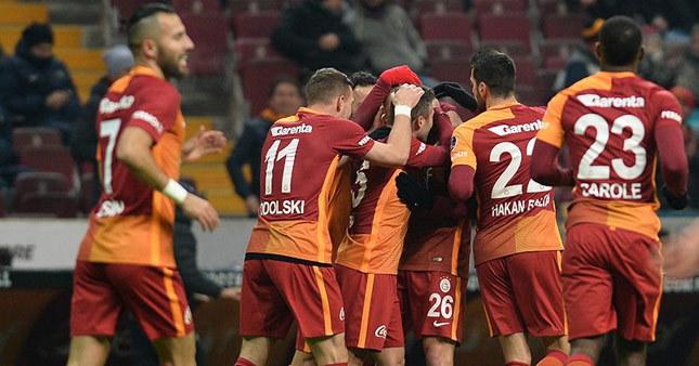 Galatasaray derbide onlara güveniyor