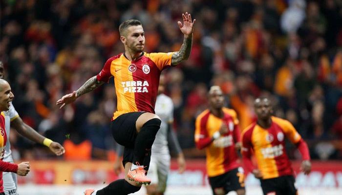 Galatasaray derbiye moralli gidiyor