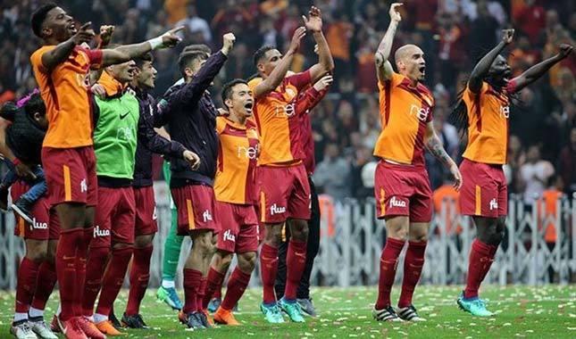 Galatasaray kasayı doldurdu
