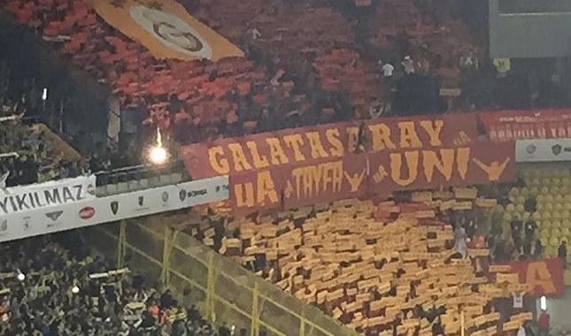 Galatasaray yönetiminden taraftara teşekkür