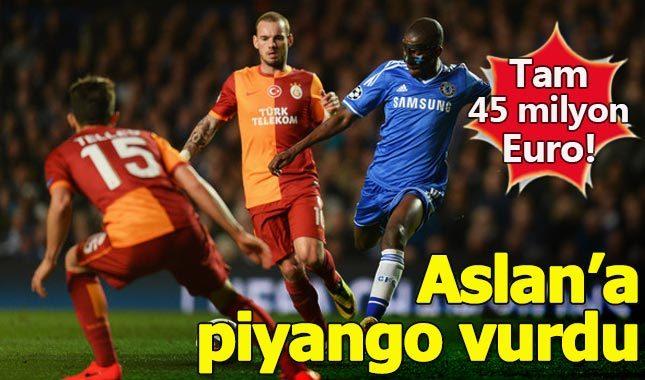 Chelsea Alex Telles'i, Galatasaray paraları kapıyor