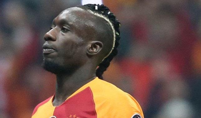 Galatasaray'da Diagne sınıfta kaldı!
