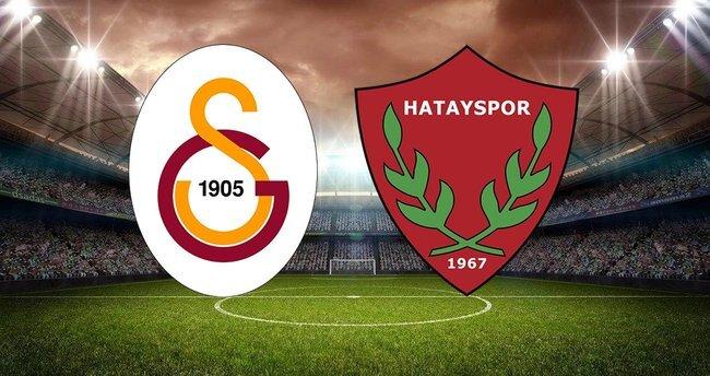 Galatasaray'da Hatayspor maçının hazırlıkları sürüyor