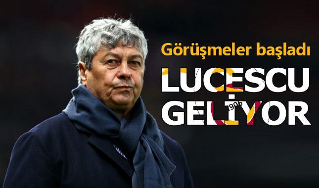 Galatasaray'da Mircea Lucescu sesleri - Galatasaray Transfer Haberleri