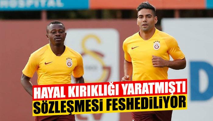 Galatasaray'da Seri ile yollar ayrılıyor