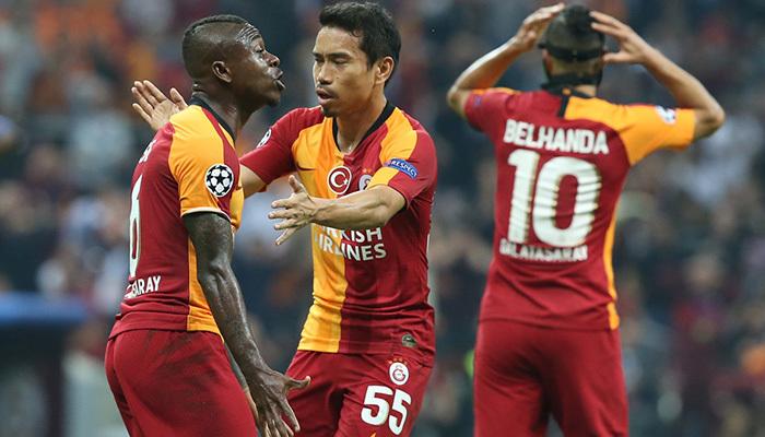 Galatasaray'da işler yolunda gitmiyor