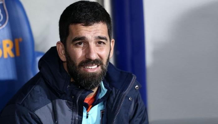 Galatasaray'da istenmeyen Arda Turan Brezilya yolcusu