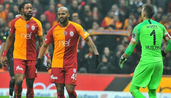 Galatasaray'da sakatlık kabusu devam ediyor