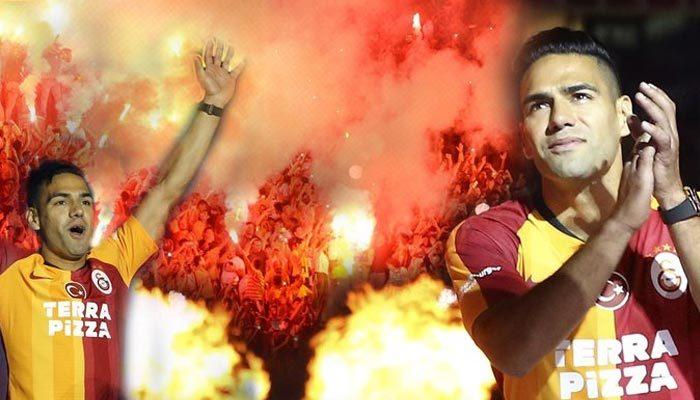 Galatasaray'dan imza şov! Taraftarlar akın etti