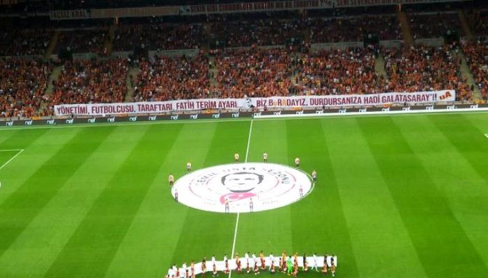 Galatasaray'dan protesto