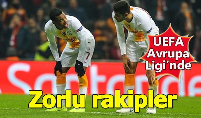 Galatasaray'ın 9 muhtemel rakibi belli oldu!