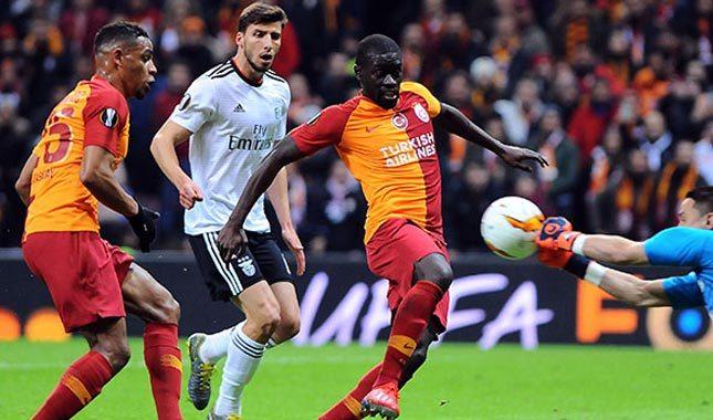 Galatasaray'ın Avrupa maçına Rumen hakem