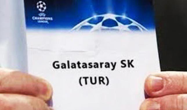 Galatasaray'ın Şampiyonlar Ligi'ndeki muhtemel rakipleri 2018-2019