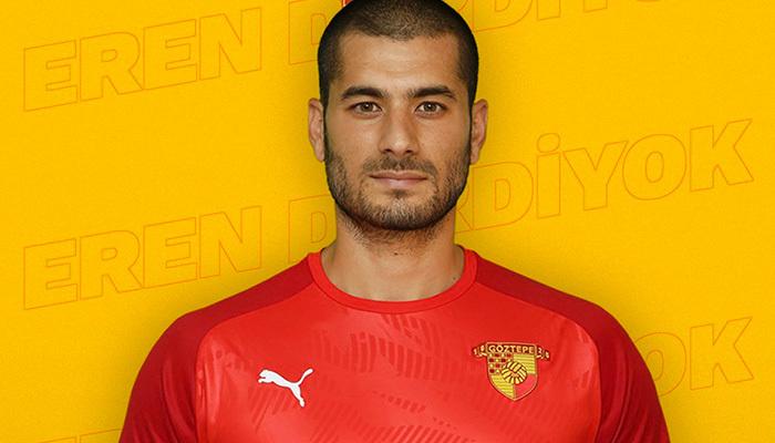 Galatasaray'ın golcüsü Göztepe'de