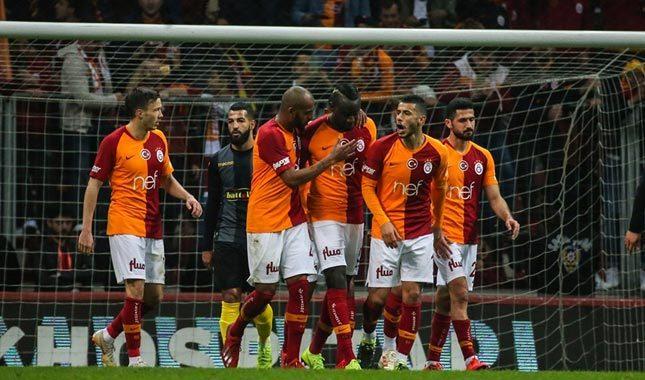 Galatasaray'ın kadrosunda son dakika değişikliği